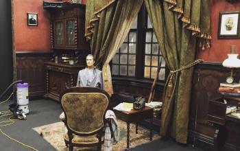 Aperta a Denver The International Exhibition of Sherlock Holmes