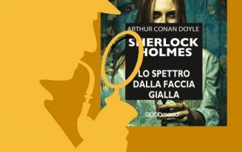 Audiolibri: Sherlock Holmes. Lo spettro dalla faccia gialla.