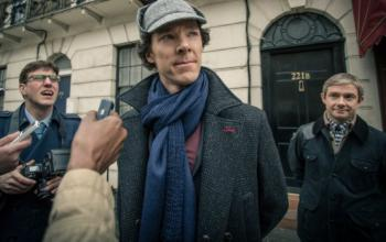 Sherlocked: The Official Sherlock Holmes Convention