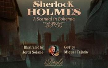 """""""A Scandal in Bohemia"""", versione iClassics"""