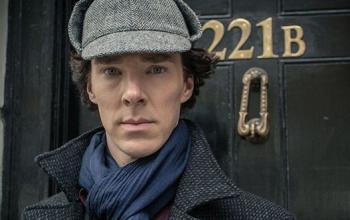Spike punta su Sherlock