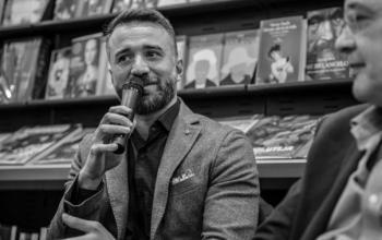 Sherlock Magazine intervista Antonio Lanzetta