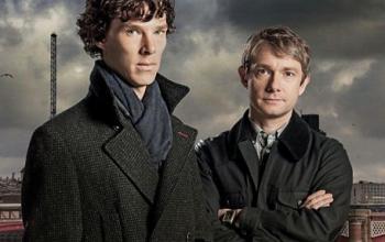"""""""Sherlock"""" il film?"""