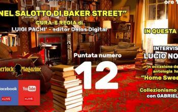 Nel salotto di Baker Street, dodicesima puntata