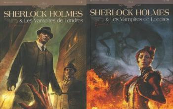 Il detective inglese contro i vampiri di Londra