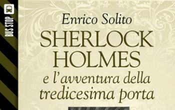 Bus Stop Sherlockiana: Sherlock Holmes e l'avventura della tredicesima porta