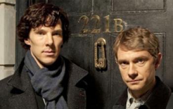 Sherlock su Joi