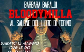 Bloodymilla al Salone del Libro di Torino!