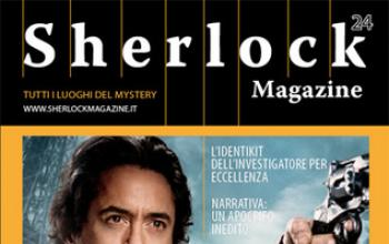 In spedizione la Sherlock Magazine