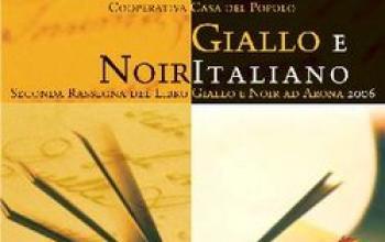 Sandrone Dazieri a Giallo e Noir italiano