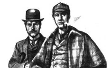 Sherlock Holmes nella Ken Parker Collection