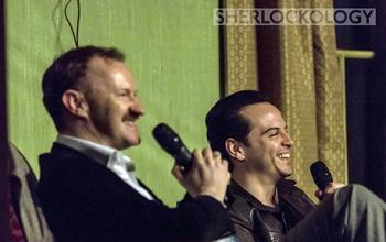 Sherlocked: Intervista a Mark Gatiss ed Andrew Scott