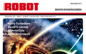 Robot, cinquantesimo numero con... Conan Doyle