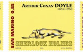 Francobolli per Conan Doyle, Poe e Chandler