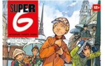 I quattro di Baker Street - - Il dossier Rabukine