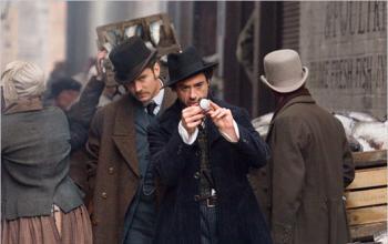 Lo Sherlock Holmes di Guy Ritchie