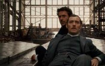 """Viral Marketing per il film """"Sherlock Holmes"""""""