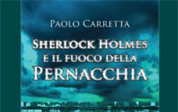 Paolo Carretta e Sherlock Holmes
