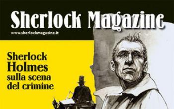 In arrivo agli abbonati la Sherlock Magazine n. 8...
