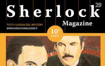 Sherlock Magazine Award 2016