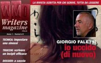 Arriva la Writers Magazine Italia