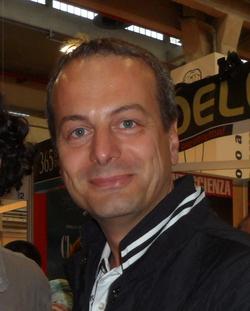 Samuele Nava, vincitore della nona edizione dello Sherlock Magazine Award