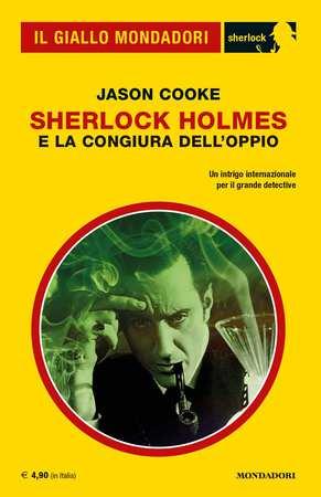 In anteprima per Sherlock Magazine la copertina del numero di marzo della collana Il Giallo Mondadori Sherlock