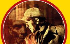 """Sherlock Holmes e il caso del papiro egizio, col """"dandy dissoluto"""" Sebastian Melmoth"""