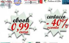 Oggi e domani NevicanoLibri, sconti su libri ed ebook (anche Delos Digital)