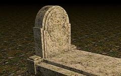 La tomba insanguinata