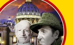 In edicola Sherlock Holmes e il segreto dei Cammei Vaticani