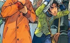 I quattro di Baker Street. Vol. 2: Il dossier Rabukin