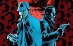 Sherlock Holmes: The Vanishing Man
