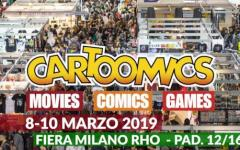 Cyrano Comics a Cartoomics 2019