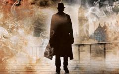 Holmes e l'uomo scomparso