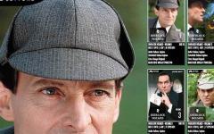 Il ritorno di Sherlock Holmes interpretato da Jeremy Brett