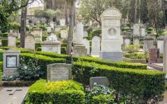 Sherlock Holmes e il mistero del Brompton Cemetery