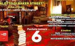 Nel salotto di Baker Street, sesta puntata