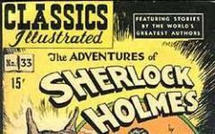 Fumetti di Sherlock Holmes