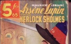 Lupin vs Holmes 4. La nascita di Herlock Sholmès