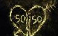 50/50 Killer, intervista con l'autore