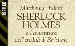 Bus Stop Sherlockiana: Sherlock Holmes e l'avventura dell'eredità di Birlstone