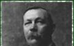 Omaggio a Conan Doyle