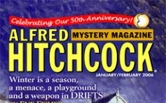 Buon compleanno Alfred Hitchcock's Mystery Magazine