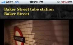Sherlock Holmes App