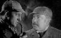 "Sessantesimo anniversario di ""Sherlock Holmes and The Voice of Terror"""