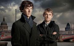 Sherlock arriva su Joi