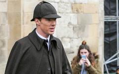 Benedict Cumberbatch a Gloucester