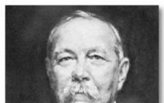 Un seguito per... Arthur Conan Doyle