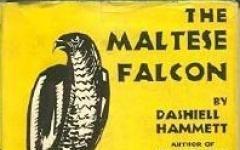 Il falcone maltese... vola in edicola
